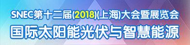 SNEC第十二届(2018)国际太阳能光.